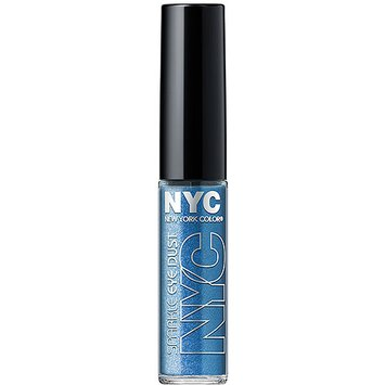 New York Color Sparkle Eye Dust Brilliant Sapphire 0.105 oz Purple