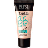 Nyc N.Y.C. BB Creme Foundation Matte, Medium, 1 Fluid Ounce