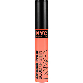 N.Y.C. New York Color Smooch Proof Liquid Lip Stain