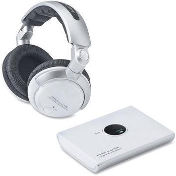 Compucessory Audio Headsets 59226 Wireless Headphone w/Volume Control
