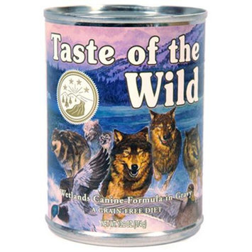 Phillips Feed & Pet Supply Taste Of The Wild Wetlands Canned Dog Food 12 Pack