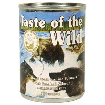 Phillips Feed & Pet Supply Taste Of The Wild Pacific Stream Can Dog Food Case