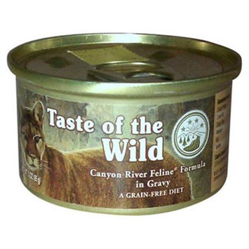 Taste of the Wild Canyon River Can Cat 3 oz