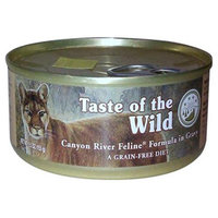 Taste of the Wild Canyon River Can Cat 5.5 oz