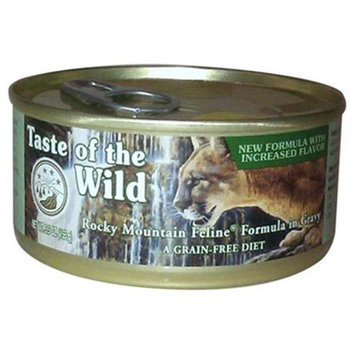 Taste of the Wild Rocky Mountain Can Cat 5.5 oz