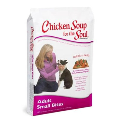 Diamond Pet Foods DM61170 Chicken Soup Adult Small Bite - 5 lbs.