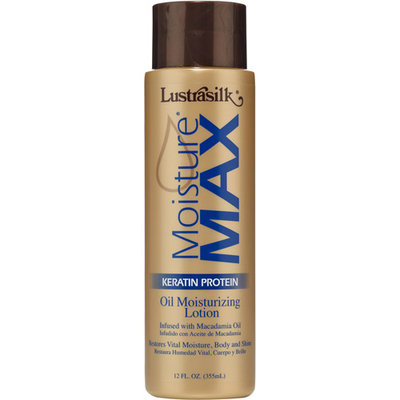 Lustrasilk Moisture Max Oil Moisturizing Lotion