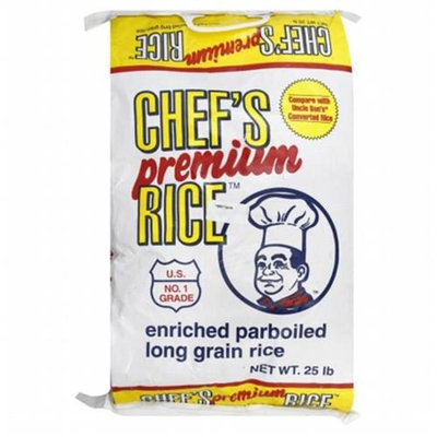 KeHe Distributors 234918 ZIYAD RICE CHEFS PREM PAR BOILED - 25 LB