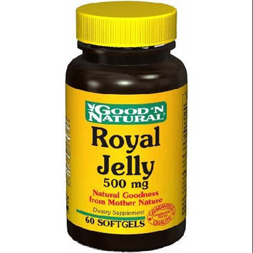 Good 'N Natural - Royal Jelly 500 mg. - 60 Softgels