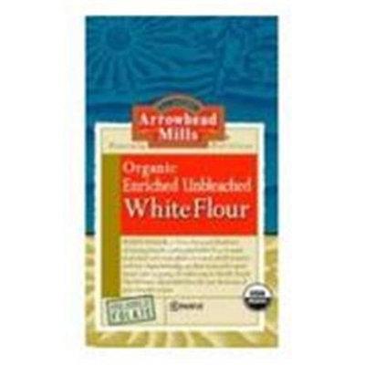 Arrowhead Mills Flour White Unbleach Org 25-Pound