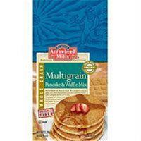ARROWHEAD MILLS Organic Multigrain Pancake & Waffle Mix