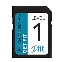 iFit Level 1 Get Fit SD card