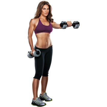 Jillian Michaels Ultimate 25-lb. SpeedWeight Set