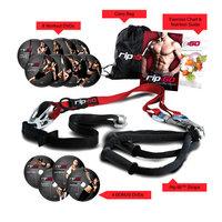 rip:60 Fitness DVD & Suspension Trainer Set