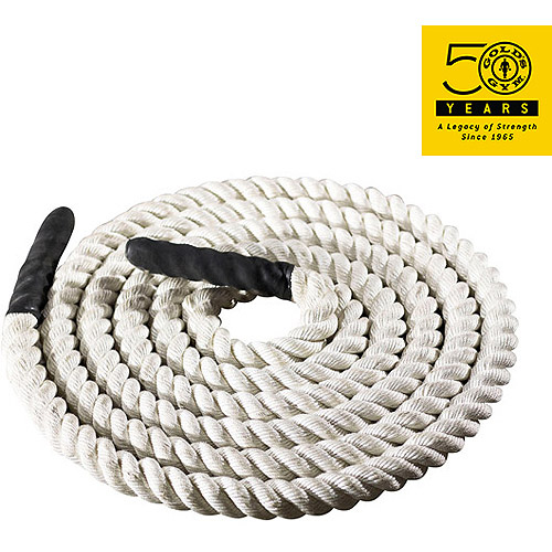 Golds Gym Gold's Gym Extreme 20' Training Rope