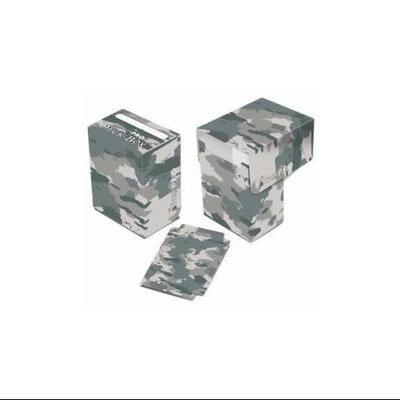 Ultra Pro 84364 Deck Box Camo Arctic