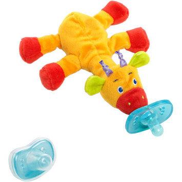 Kids Ii Bright Start Cozy Coos Deluxe Pacifier - Giraffe