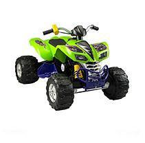 Power Wheels Teenage Mutant Ninja Turtles Kawasaki KFX