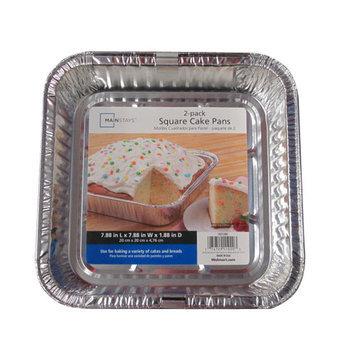 Dollardays International, Inc. Auminum Bakeware 108 Piece Display(Pack of 108)