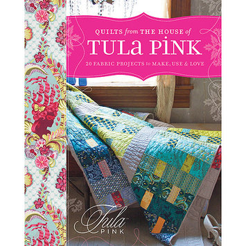F & W Publications Krause -Quilts From The House Of Tula Pink