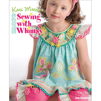 F & W Publications Martha Pullen Publication-More Sewing With Whimsy