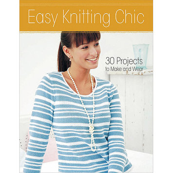 F & W Media Krause -Easy Knitting Chic