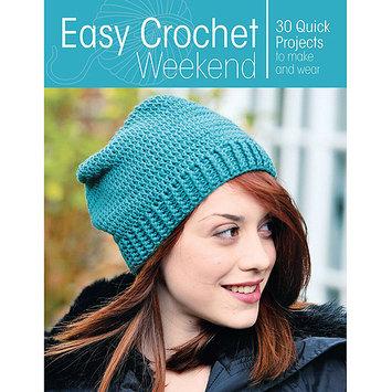 F & W Media Krause -Easy Crochet Weekend
