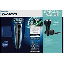 Philips Norelco SensoTouch 3D with Bonus Travel Razor