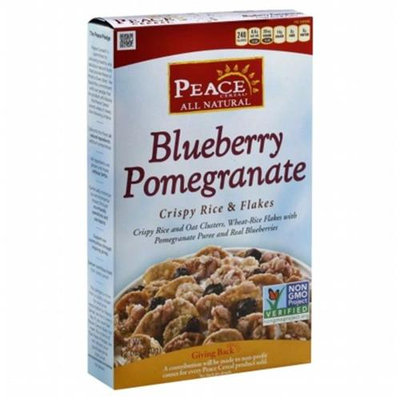 Peace Cereal Cereal Blubrry Pmgrnte, Pack of 6