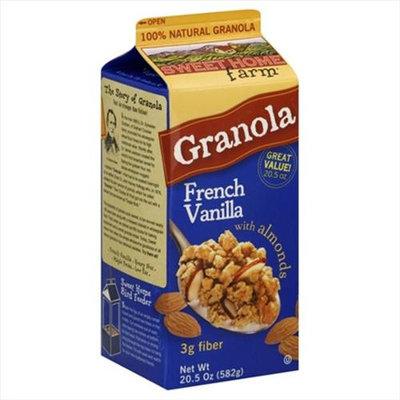 Sweet Home Farm Granola French Vanilla - 20.5 oz