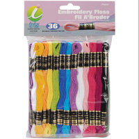 Hilos Iris Cotton Embroidery Floss - Primary Pastel