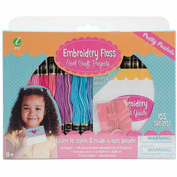 NOTM490994 - Iris Embroidery Floss Cool Craft Projects