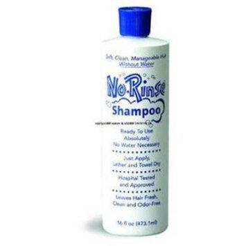 Cleanlife 00122 No Rinse Shampoo 2 oz. 12 per Case