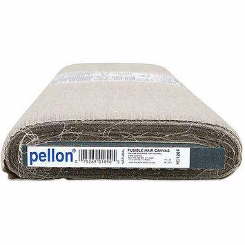 Pellon Fusible Woven Hair Canvas 22 X25yds-Natural FOB: MI