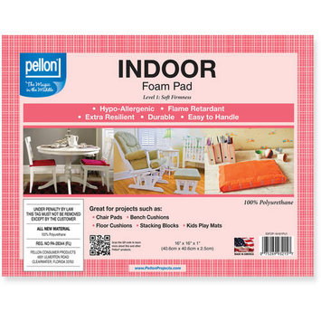 Pcp Group Llc Pellon Indoor Foam Pad (Pack of 2)