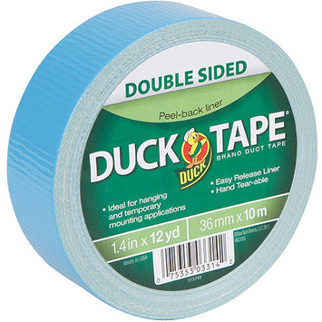 Duck Tape DT1361929 1. 41 inch x 12 Yards Double-Sided Tape