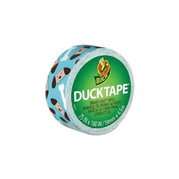 ShurTech MDT-2662 Mini Duck Tape .75 in. Wide 15 ft. Roll-Dog And Bone