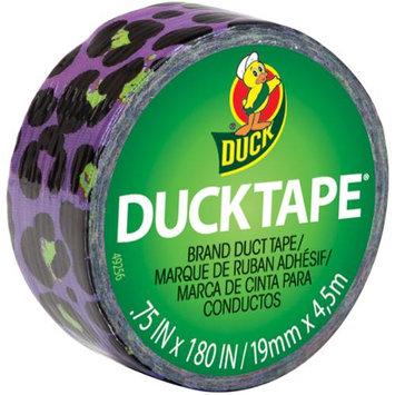 ShurTech MDT-2665 Mini Duck Tape .75 in. Wide 15 ft. Roll-Cool Cheetah