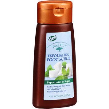 Naterra International Inc. Foot Scrub, Exfoliating, Peppermint & Sugar, 8 oz (227 g)