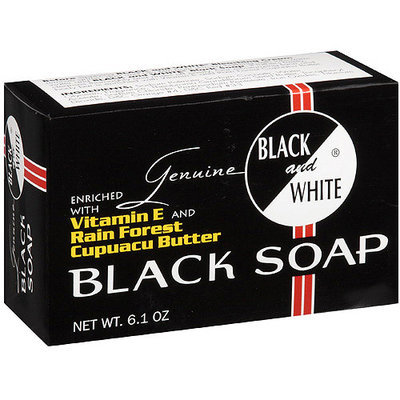 Black & White BLACK and WHITE Black Soap