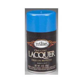 Testor Corp. One Coat- Icy Blue 3oz