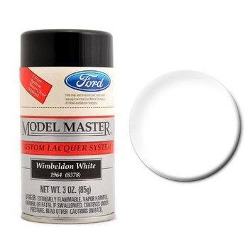 Testors Model Master Lacquer Spray Paint Wimbeldon White TESR3047 TESTORS PAINT