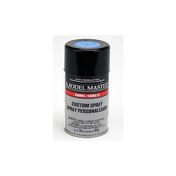 MM 3oz Bright Light Blue Spray (G) TESR2966 Testor Corp.