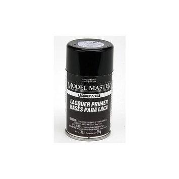 MM 3oz Gray Sandable Lacquer Spray TESR2981 Testor Corp.