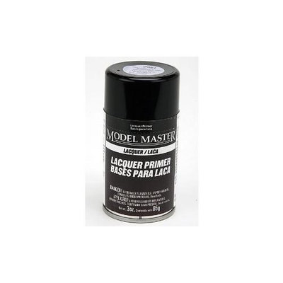 MM 3oz Gray Sandable Lacquer Spray TESR2981 Testor Corp.