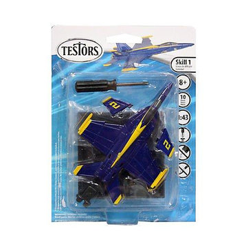 1/160 F/A Hornet Blue Angel, Skill 1 TESS0038 TESTORS