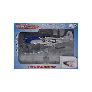 Testors Revell-Monogram 1/48 P-51 Mustang Plastic Model Kit