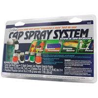 Cap Spray Set (Bilingual) TESR9221 Testor Corp.