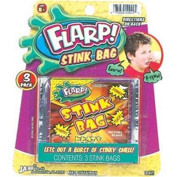DDI 1186709 Flarp Stink Bag 3 Pk