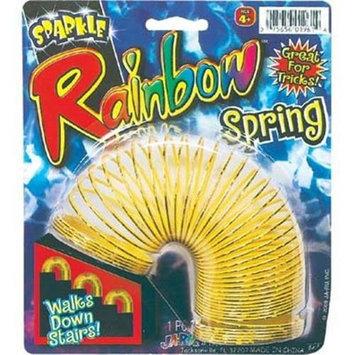 Bulk Buys Rainbow Sparkle Spring - Case of 12